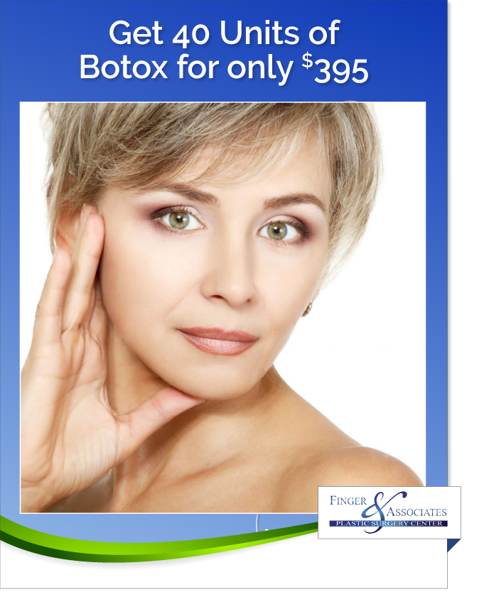 New Youth Medical Spa & Finger and Associates Specials Save on Botox