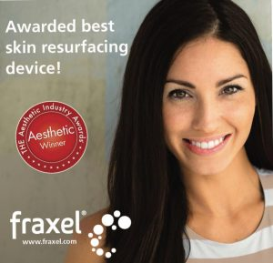 Our Esthetician-Ask Anna B. Van Winkle about which Fraxel Laser Treatment is right for you!