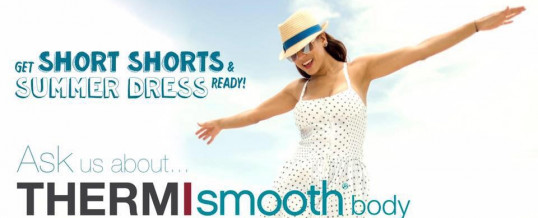 Reduce Cellulite with ThermiSmooth Body
