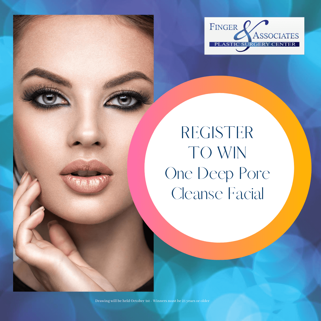 Register to Win One Deep Poor Cleanse Facial