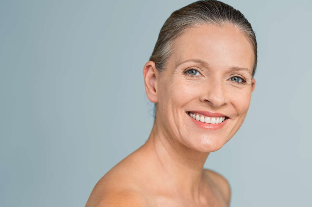 Sculptra and Plasma Treatments are perfect for mature skin