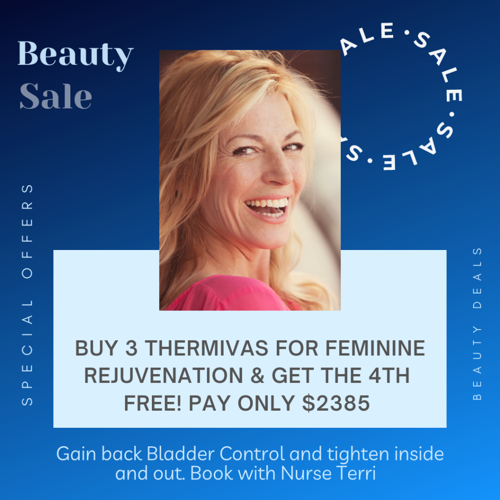 Thermiva New Youth Medial Spa New Year Beauty Offers