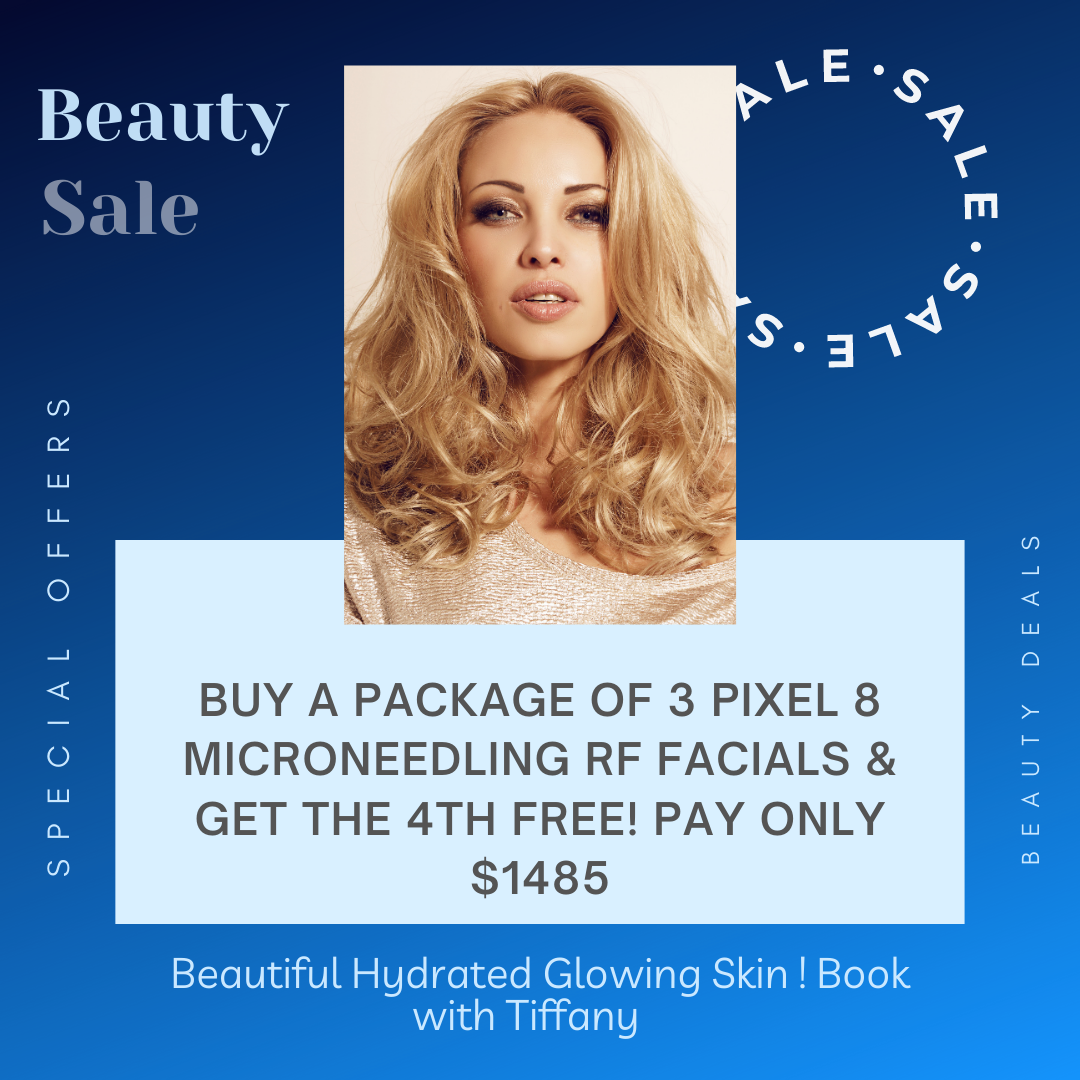 Pixel Microneedling New Youth Medial Spa New Year Beauty Offers