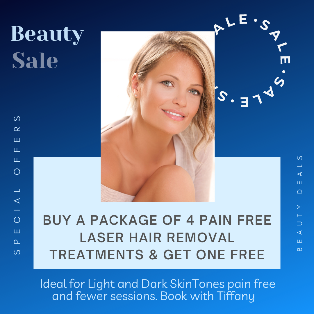 Laser Hair Removal New Youth Medial Spa New Year Beauty Offers