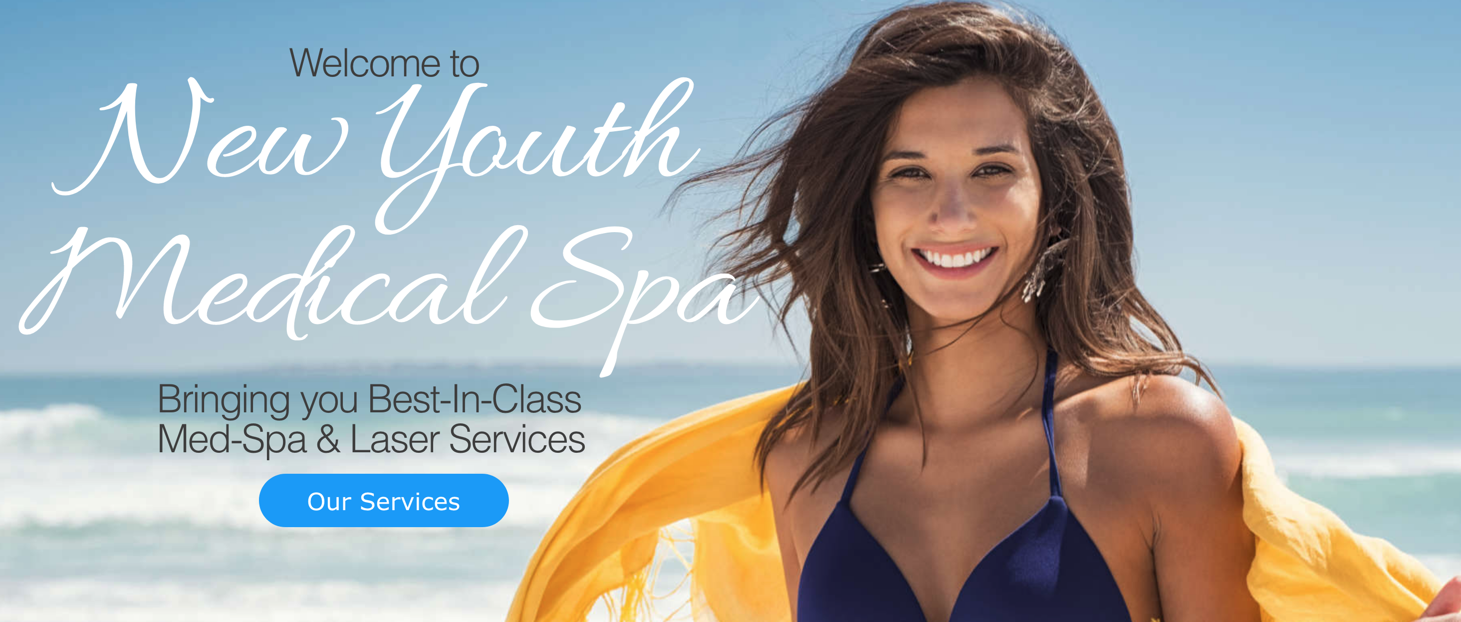 Welcome to New Youth Medical Spa