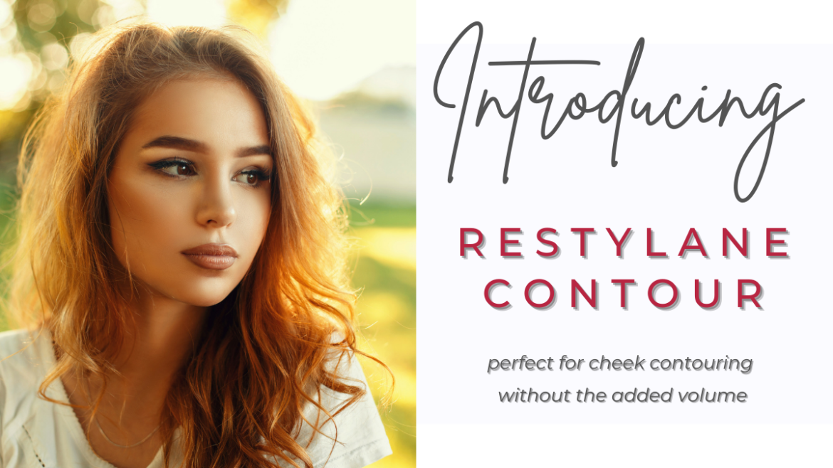 Restylane Contour Facial Filler offered at Finger and Associates